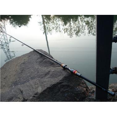 2.4M 7.87FT Portable Telescope Fishing Rod Travel Spinning Fishing Pole