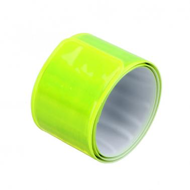 Cycling Reflective Strip Warning Bike Safety Tape Bicycle Bind Pants Band Leg Strap Wristband